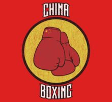 China Boxing by CreativoDesign