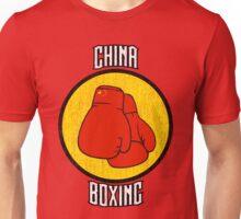China Boxing Unisex T-Shirt
