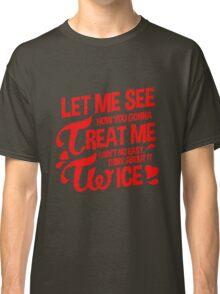 TWICE OOH AHH Classic T-Shirt