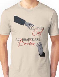 The Reichenbach Fall - Sherlock BBC Unisex T-Shirt