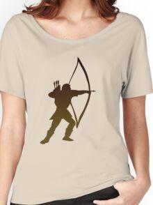 Archery tee design Women's Relaxed Fit T-Shirt