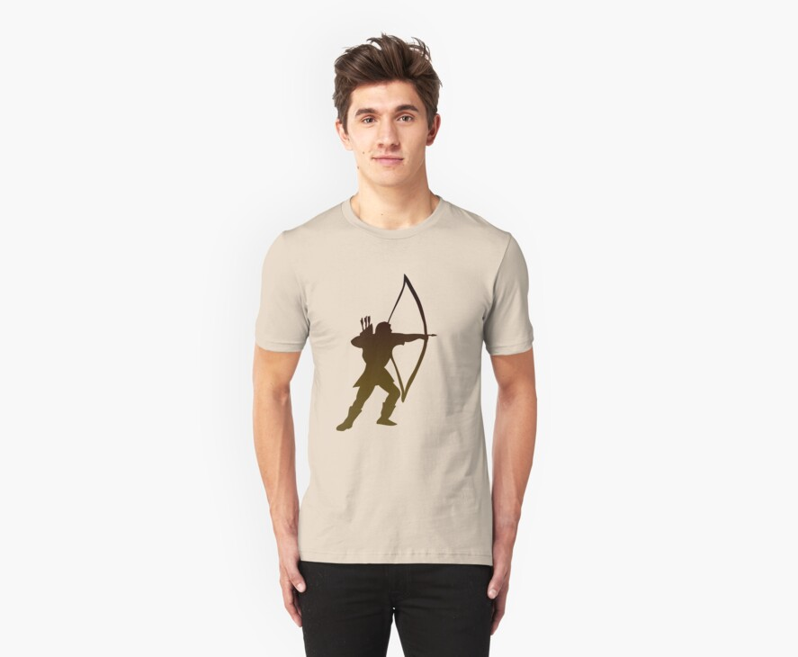 Archery tee design by patjila