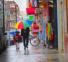 China Town  by David Denny