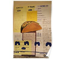 Sometimes, Taco Poster