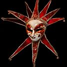 """""""Give someone a mask ... and they'll show their true face"""" by Thea 65"""