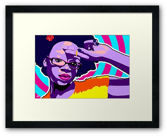 Vee's Pop Art: Dendoo x2 by Vestque