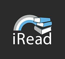 i Read | Book Nerd Slogan by BootsBoots