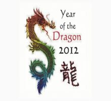 Year of the Dragon 2012 by A1RB