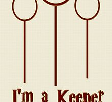 I'm a Keeper by Emmybenny