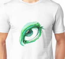 Eye See You Pen and Ink Drawing Unisex T-Shirt