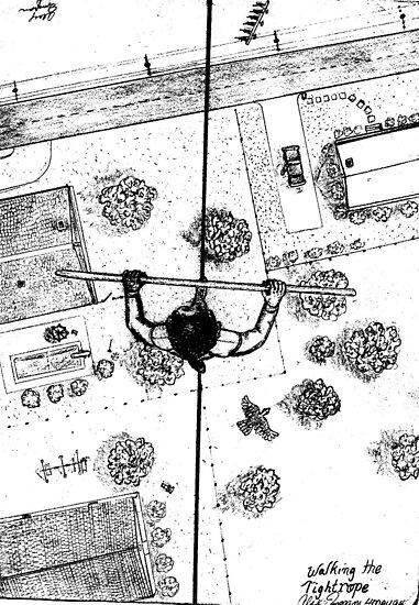 Walking the wire by alexofalabama