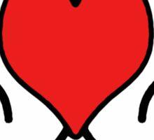 A Gift Of Love dot Info merch jan 2012 no text Sticker