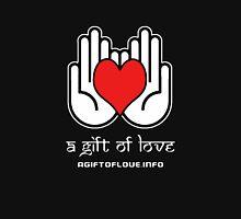 A Gift Of Love dot Info merch jan 2012 text Hoodie
