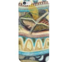 Tropical Fusions (Panel 4 of 4) iPhone Case/Skin