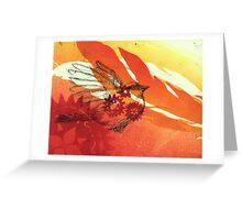 Gears of Ingenuity Greeting Card