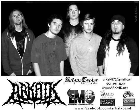 Promo Pic for Arkaik by Rhonda Strickland