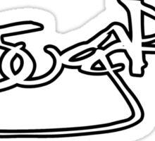 Sugarpill no text jan 2012 Sticker
