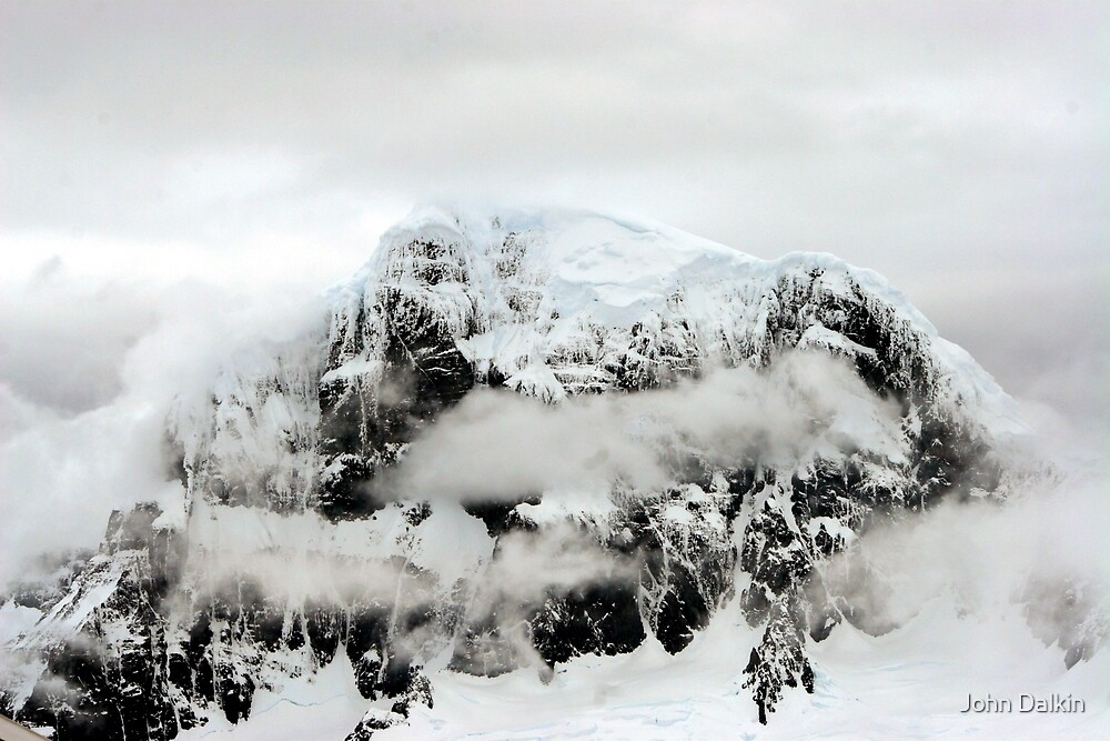 Weather in Antarctica by John Dalkin