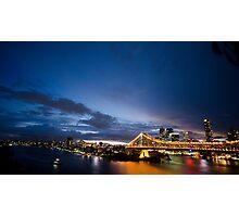 Landscape City Photographic Print