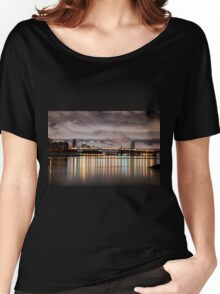 Williamsburg Bridge Women's Relaxed Fit T-Shirt