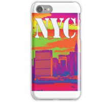 NYC East River View iPhone Case/Skin