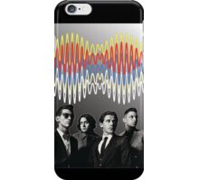 Arctic Monkeys- AM Print iPhone Case/Skin