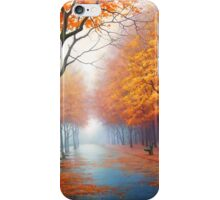 Fall/Autumn Leaves phone case iPhone Case/Skin