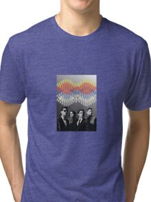Arctic Monkeys- AM Print Tri-blend T-Shirt