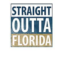 Straight Outta Florida Photographic Print