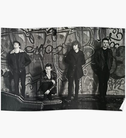 The Band...Blindfold Poster