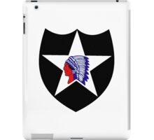 2nd Infantry Division Logo iPad Case/Skin