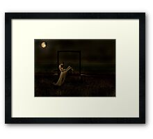 What Have l Done Framed Print