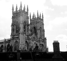 York Minster by tunna