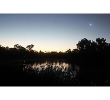 Laratinga Wetlands, Mount Barker, South Australia Photographic Print