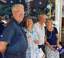 Tallangatta Picture - Australia Day Celebrations  by jenenever