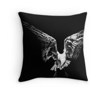 Hanging High Throw Pillow