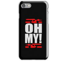 Oh My! (A Tribute to George Takei) iPhone Case/Skin