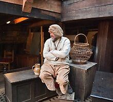 Male Pilgrim on the Mayflower 2 by BialySnieg96
