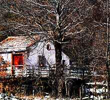 The red door #2 by Turi Caggegi