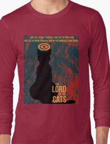 The Lord of the Cats Long Sleeve T-Shirt