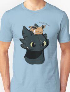Toothless / Eevee T-Shirt