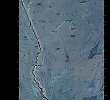 USGS Topo Map Washington State WA Palouse Falls 20110404 TM Inverted by wetdryvac