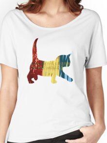 Chameleon Cat Women's Relaxed Fit T-Shirt
