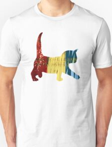Chameleon Cat T-Shirt