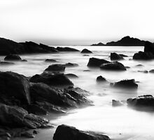 Ohm beach by Sudheerhegde