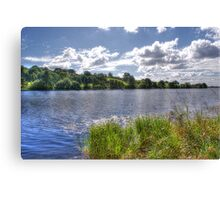 Thornton Reservoir Canvas Print