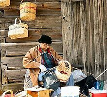 Making Baskets by RickDavis