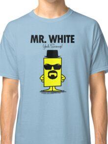Mr. White Classic T-Shirt