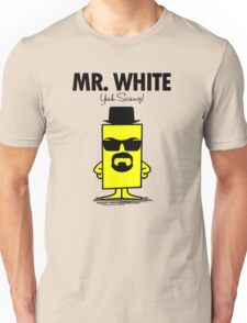 Mr. White T-Shirt
