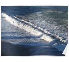 Waves - Olas Poster